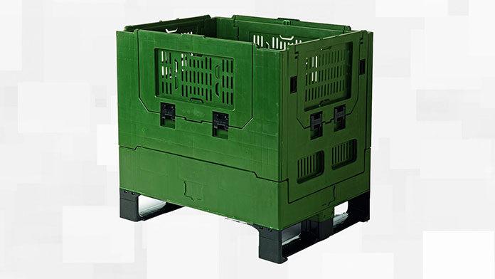 Pojemniki składane i ich przeznaczenie w przemyśle. Do czego są wykorzystywane