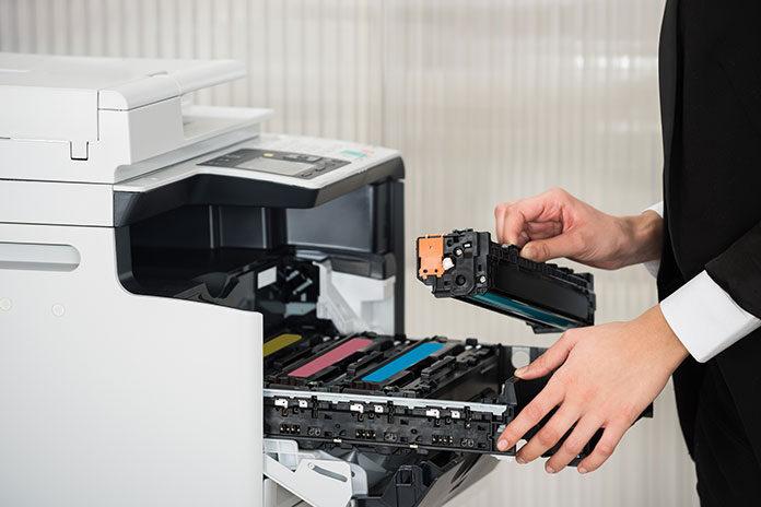 Wkłady do drukarek Canon