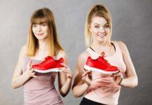 Buty sportowe damskie